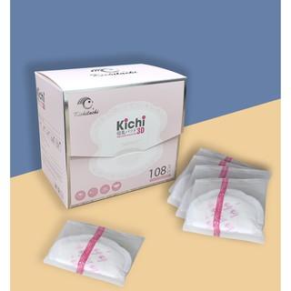 Thấm sữa Kichi hộp 108 miếng