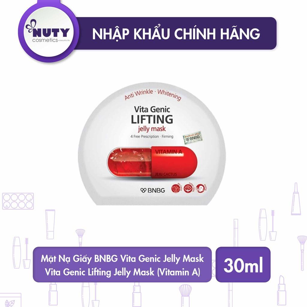 Mặt Nạ Giấy BNBG Vita Genic Jelly Mask (30ml)