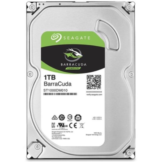 Ổ Cứng HDD 500GB 1TB SEAGATE BẢO HÀNH 24 THÁNG