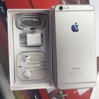 Điện thoại apple iphone 6plus quốc tế 16g màu Trắng chính hãng apple máy còn đẹp 99,9%