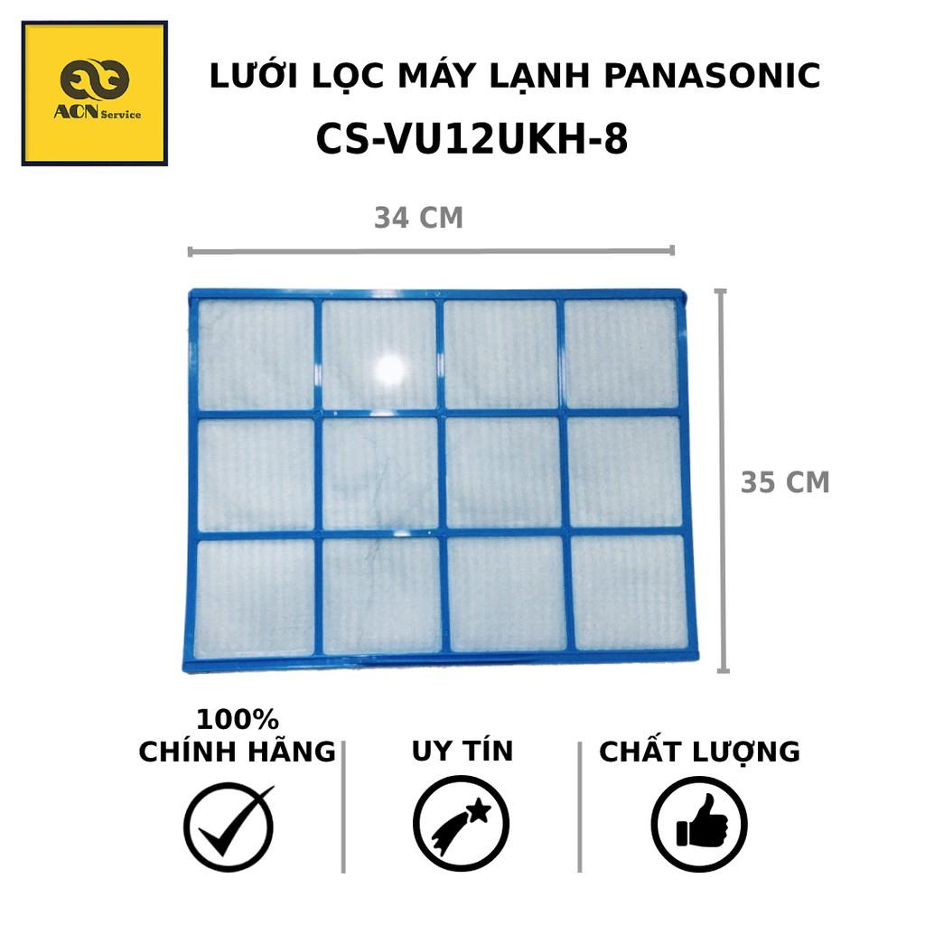 Lưới lọc máy lạnh Panasonic - CS-VU12UKH-8