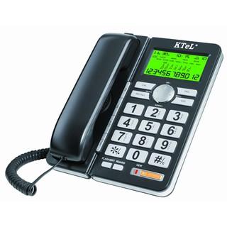 điện thoại văn phòng, điện thoại khách sạn, gia đình, loại có dây để bàn, có màn hình hiện số gọi tới. KTeL 645 thumbnail