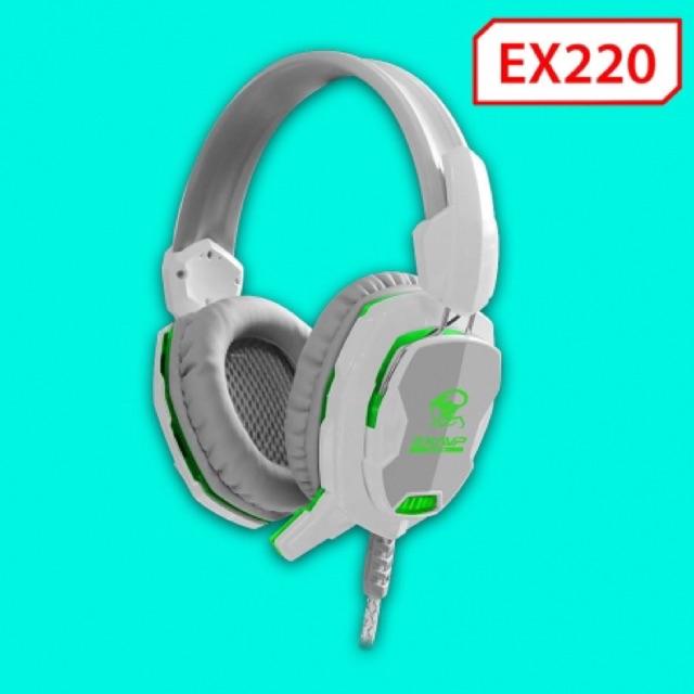 [SALE 10%] Tai nghe chụp tai, headphone EXAVP EX220 có led, box