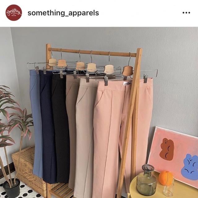 Something trouser สี Beige (XS)