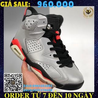FULLBOX ORDER SALE 50% ẢNH THẬT Air Jordan 6 Tinker GIÀY NAM NỮ thumbnail