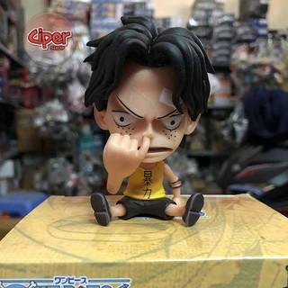 Mô hình Ace ngoáy mũi – Mô hình One Piece