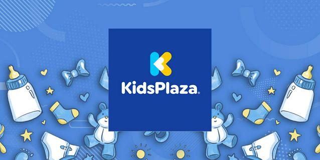 Hình ảnh [Scan & Pay] - KIDS PLAZA - Giảm 30% tối đa 60K-0