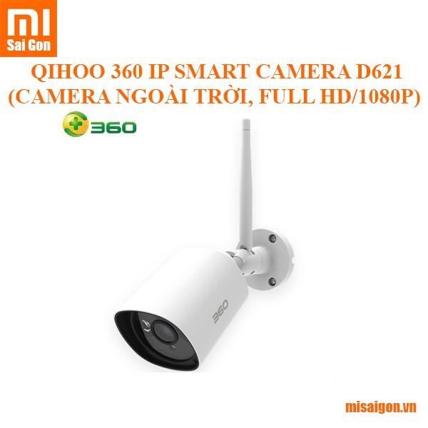 Camera QiHoo 360 IP Smart camera(D621) (camera ngoài trời full hd 1080)
