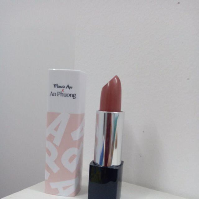 Đánh giá sản phẩm Son thỏi Miracle Apo x An Phương Holiday Collection Lipstick 4g của thanhnguyen776