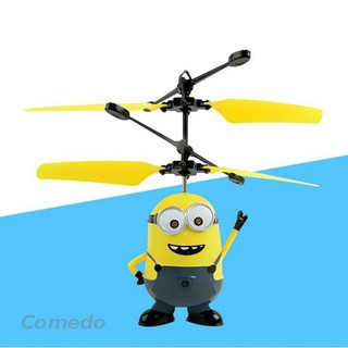 Comedo Small Yellow Air Vehicle Remote Intelligent Aircraft Available