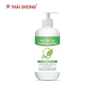 [QUÀ TẶNG] Sữa rửa tay Thái Dương (rửa tay ướt) 480ml