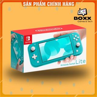 [Mã 157ELSALE1 giảm 5% đơn 3TR] Máy chơi game Nintendo Switch Lite - bảo hành 12 tháng kèm quà tặng thumbnail