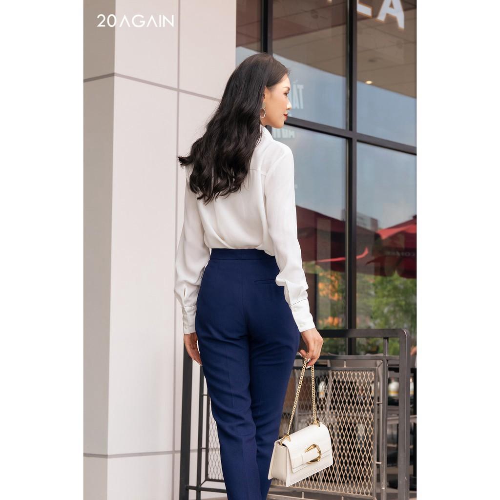 Quần dài baggy nắp túi thân trước QAA0840 20Again thumbnail