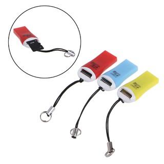 Đầu đọc thẻ nhớ mini USB 2.0 Micro SD SDHC SDXC T-Flash thumbnail