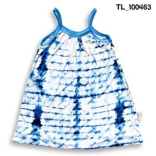 Đầm Hai Dây BOiNU Cho Bé Gái TL-100463 [ Từ 9-28kg ]