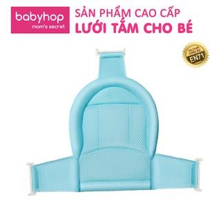 Lưới Tắm Bảo Vệ Cột Sống Cho Bé Sơ Sinh Babyhop
