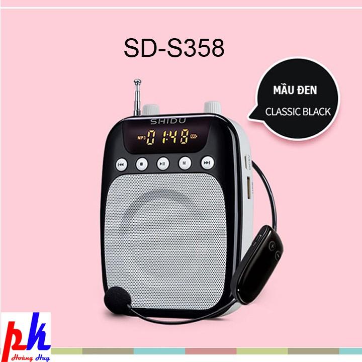 Máy trợ giảng Shidu S358 không dây FM
