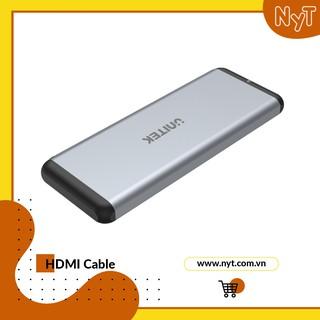 Box ổ cứng SSD M2 NVMe Đầu Vào USB type C Chuẩn 3.1 Unitek S1201A thumbnail