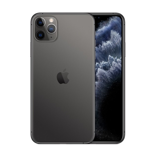 [Mã ELAPPLE6 giảm 6% đơn 15TR] Điện thoại Apple iPhone 11 Pro Max 64GB (2 sim vật lý)