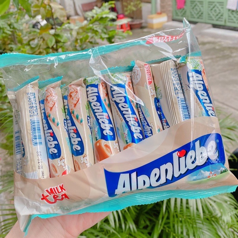 Kẹo Alpenliebe Xoài muối ớt