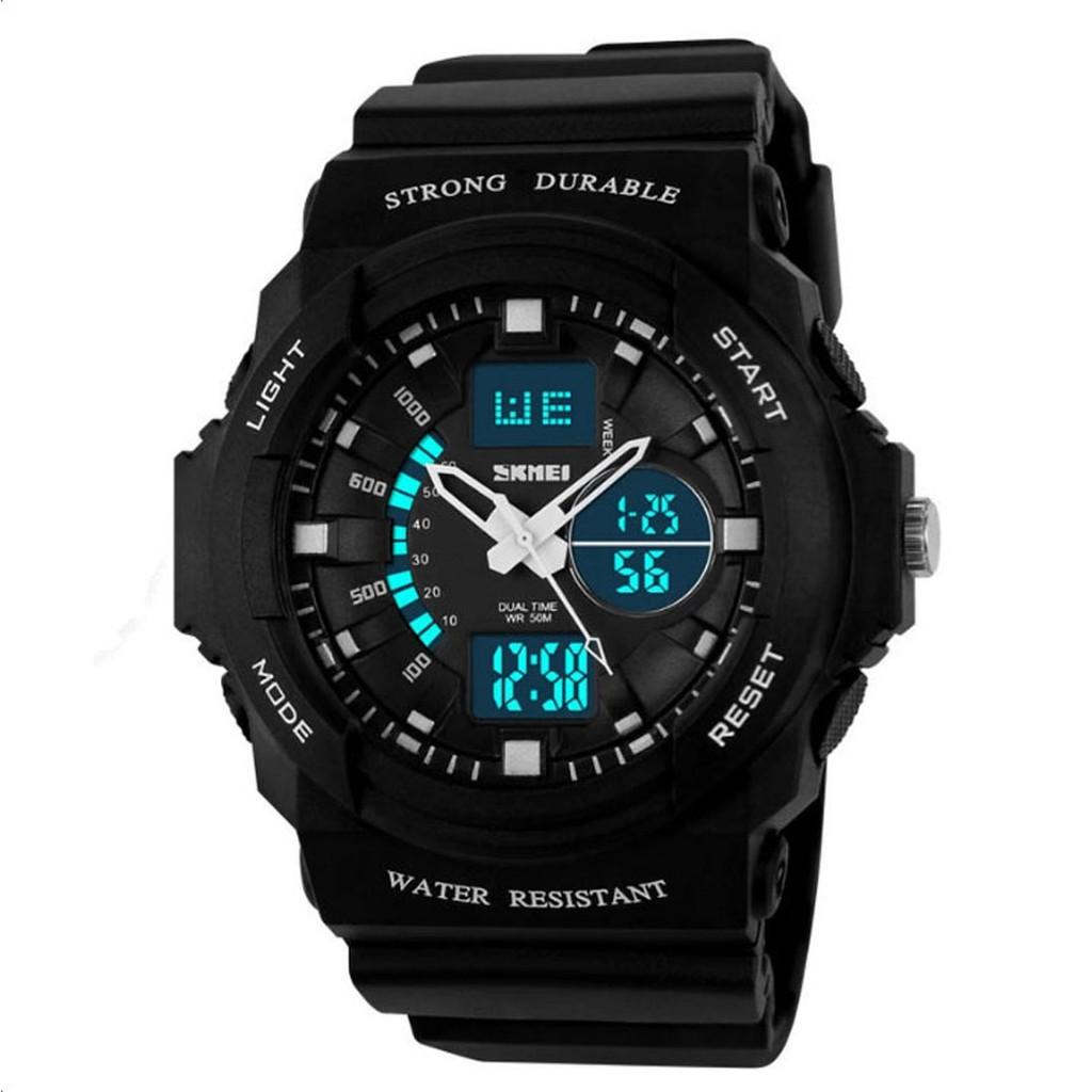 Đồng hồ thể thao điện tử nam chống nước Skmei 0955