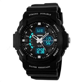 [Mã FASHIONRNK giảm 10K đơn 50K] Đồng hồ nữ Skmei 0955 thể thao thời trang dây cao su cao cấp thumbnail
