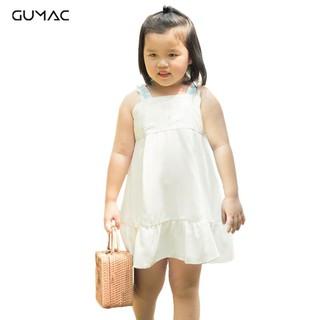 Đầm 2 dây thêu hoa cho bé DKA340 GUMAC thumbnail