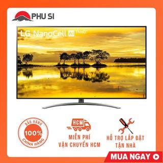 [Mã ELMSHX03 hoàn 6% xu đơn 2TR] [GIAO HCM] Smart Tivi NanoCell LG 4K 65 inch 65SM9000PTA thumbnail
