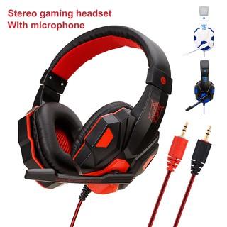 Tai nghe chơi game Soyto SY830MV có mic kết nối máy tính chất lượng cao tiện lợi