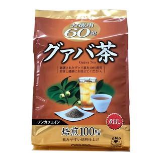 Trà ổi giảm cân Orihiro Nhật Bản 60 gói NỘI ĐỊA NHẬT BẢN thumbnail