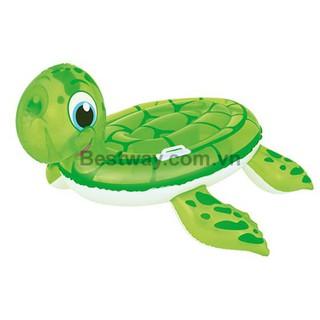 Phao bơi rùa biển xanh lá Bestway 41041
