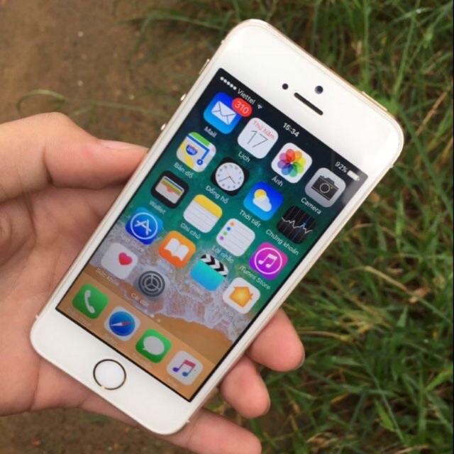Điện thoại iphone 5s chính hãng-Đen