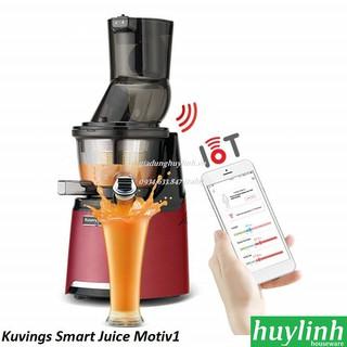 [Mã ELMS5TR giảm 5% đơn 5TR] Máy ép chậm Kuvings MotiV1 - Smart Juice