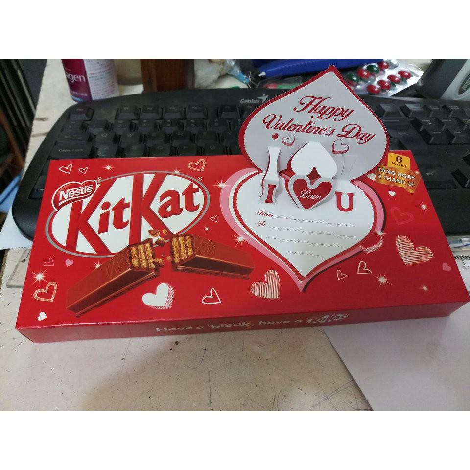 Kẹo socola Valentine