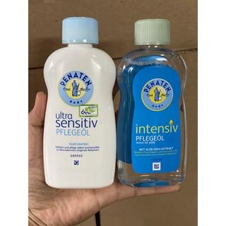 Tinh dầu Massage Penaten cho bé 200ml thumbnail