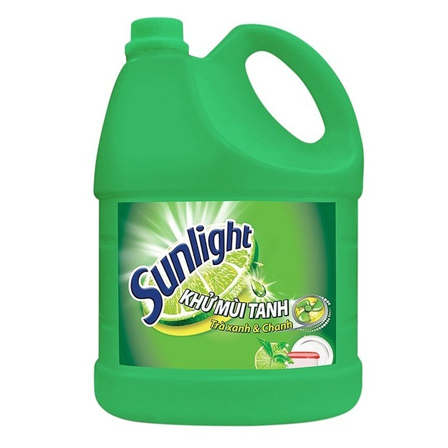 Can nước rửa chén bát Sunlight trà xanh 3.8kg - 3478717 , 1259569979 , 322_1259569979 , 100000 , Can-nuoc-rua-chen-bat-Sunlight-tra-xanh-3.8kg-322_1259569979 , shopee.vn , Can nước rửa chén bát Sunlight trà xanh 3.8kg