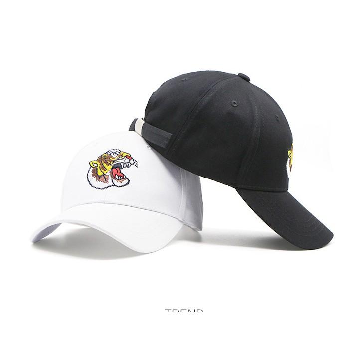 Mũ nón thêu họa tiết hổ GC cực ngầu