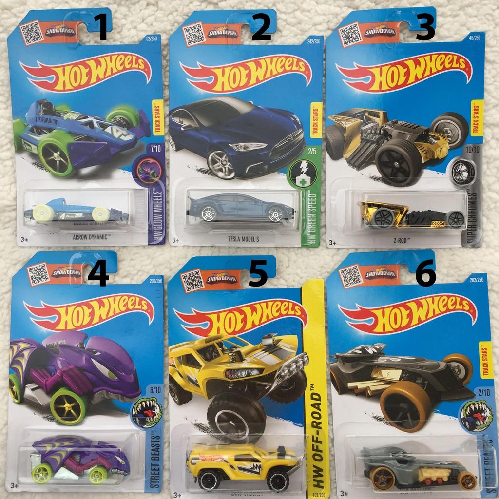 Xe Hot Wheels cơ bản - Hàng chính hãng (N15)