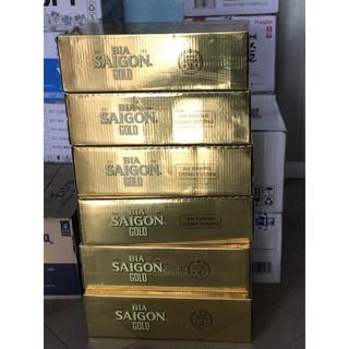 Bia Saigon Gold 330ml