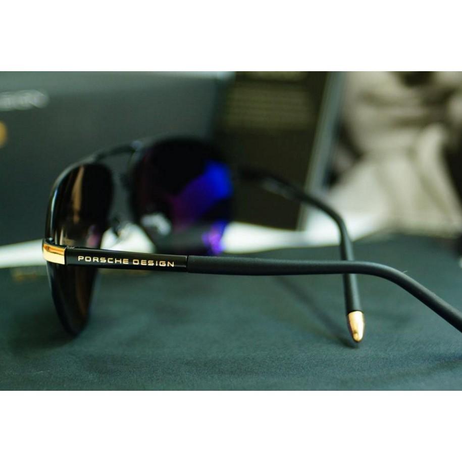 [ ⚡️ BÁN CHẠY ⚡️] Kính Mắt Nam Thời Trang Siêu Đẹp Poscherr P8000 Chống Tia UV , Polaroid Chống...