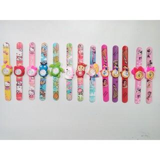 [ Rất nhiều mẫu mã ] Đồng hồ đập tay dành cho em bé / trẻ em
