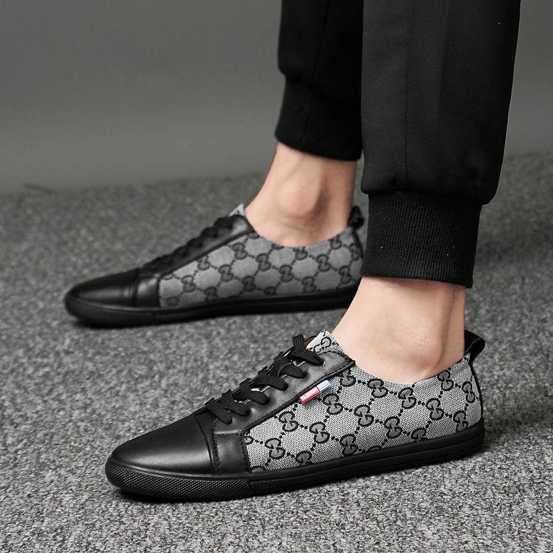 giày thể thao vải bố thời trang hàn cho nam - 14842990 , 2600947290 , 322_2600947290 , 1023300 , giay-the-thao-vai-bo-thoi-trang-han-cho-nam-322_2600947290 , shopee.vn , giày thể thao vải bố thời trang hàn cho nam