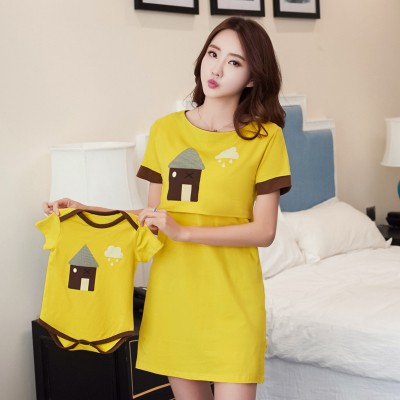 K123 Sét đồ mẹ và bé gồm váy cho con ti và body cho bé in hình ngôi nhà đáng yêu - 2468591 , 965930208 , 322_965930208 , 299000 , K123-Set-do-me-va-be-gom-vay-cho-con-ti-va-body-cho-be-in-hinh-ngoi-nha-dang-yeu-322_965930208 , shopee.vn , K123 Sét đồ mẹ và bé gồm váy cho con ti và body cho bé in hình ngôi nhà đáng yêu