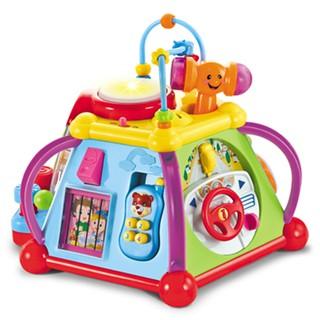 Bộ đồ chơi phát triện kỹ năng tổng hợp của hãng Huile toys