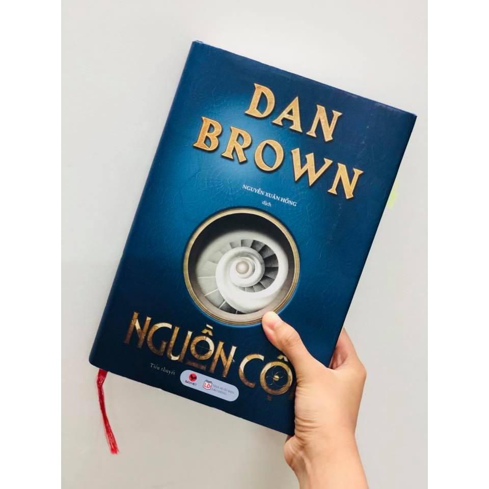 Cuốn sách Nguồn Cội - Dan Brown