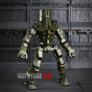 Mô hình Pacific Rim – Mẫu 8: Jaeger Cherno Alpha