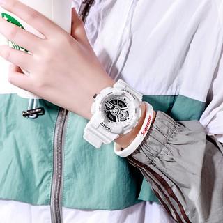 Đồng hồ đeo tay cho nam và nữ phong cách thể thao thời trang