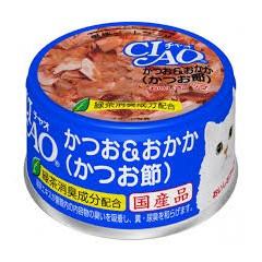 Pate cho mèo Ciao vị cá ngừ và cá lát ( 85g ) - 3434290 , 1254764468 , 322_1254764468 , 35000 , Pate-cho-meo-Ciao-vi-ca-ngu-va-ca-lat-85g--322_1254764468 , shopee.vn , Pate cho mèo Ciao vị cá ngừ và cá lát ( 85g )
