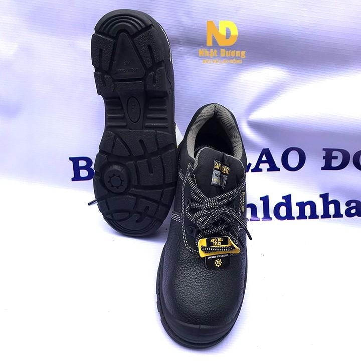 giày bảo hộ lao động Jogger Bestrun S3-giày nam - chính hãng- chống tĩnh điện, hình thật