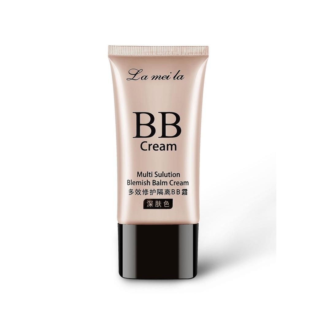(Rẻ Vô Địch) Kem Nền Trang Điểm BB Cream Moisturing Lameila  - Kem Che Khuyết Điểm Lameila (Bán Buôn Bán Sỉ Chustore K9)